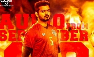 Thalapathy Vijay's super awesome new 'Bigil' poster is here