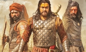 Super Good Films bags the mega multistarrer 'Sye Raa' and trailer release date out