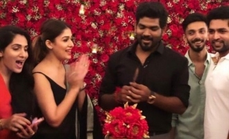 Nayanthara makes Vignesh Shivan's birthday extra special