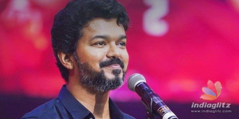 Talapatia Vijay's fans take his advice and start managing important social problems