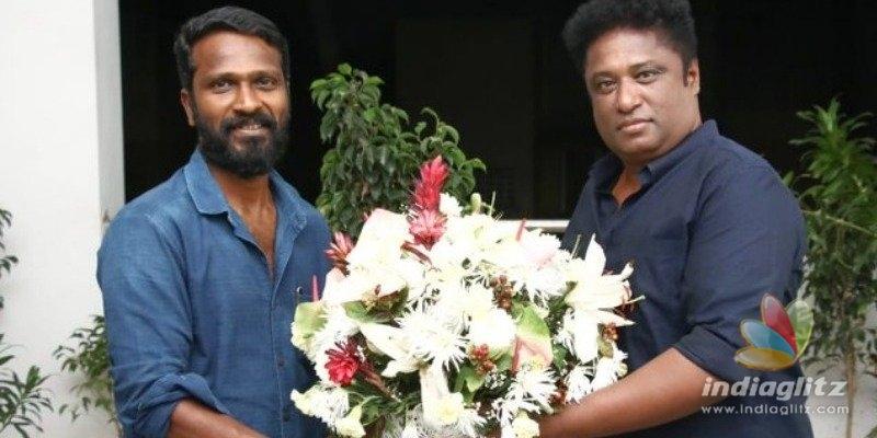 Vetrimaaran signs next movie after super hit Asuran