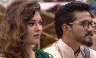 Sherin's first words for Mugen after 'Bigg Boss 3'