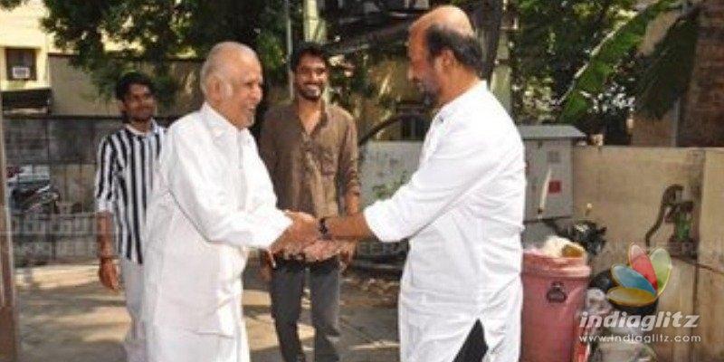 Superstar Rajinikanth as promised buys house for Kalaignianam