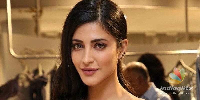 Shruti Haasan opens up about love breakup for the first time