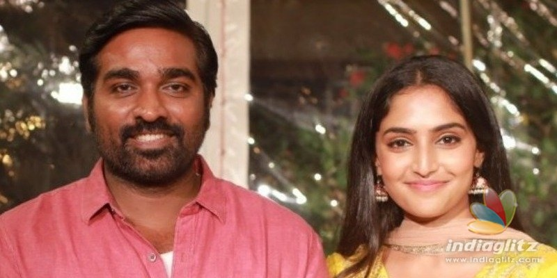Bigil actress showers praises on Vijay Sethupathi