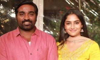 'Bigil' actress showers praises on Vijay Sethupathi