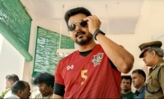 Thalapathy Vijay's 'Bigil' trailer attracts Hollywood-Bollywood celebs