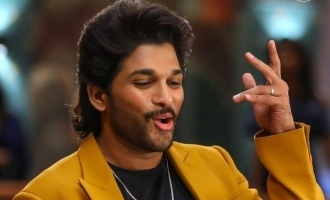 "Allu Arjun's ""Ramulo Ramulo"" song breaks South Indian record"