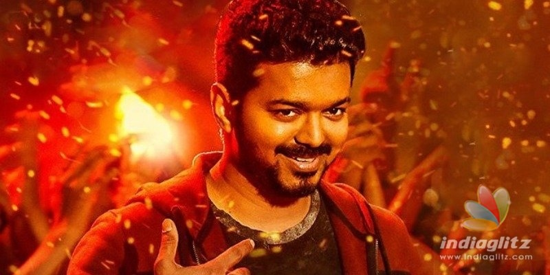 You will not be leaving Bigil theaters after movie ends