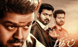 The astounding worldwide 'Bigil' final sreen count and breakup here