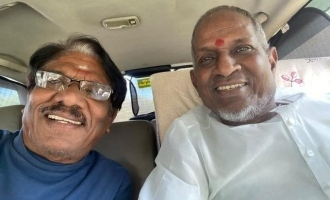 Bharathiraja and Ilayaraja have an emotional reunion after eight years