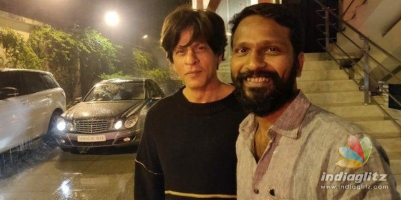 Atlee and Vetrimaaran meet SRK in Mumbai - Who is directing the Bollywood superstar next?