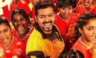 Thalapathy Vijay's 'Bigil' ten days global box office report