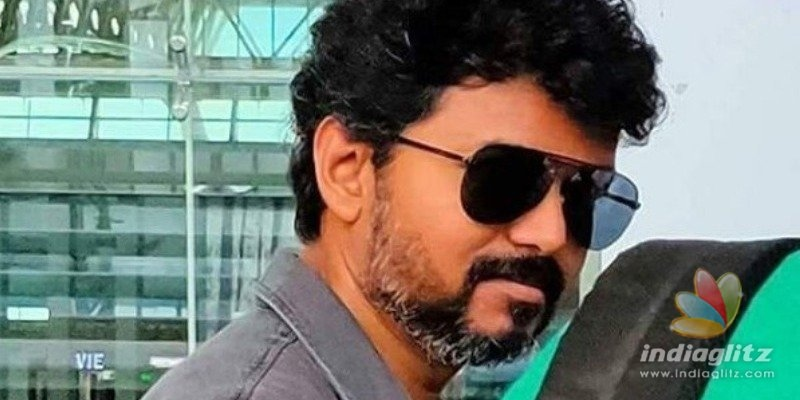 Thalapathy 64 shooting affected