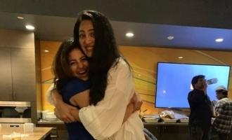 Anjali and Anushka's lovely bonding will make your hearts flutter