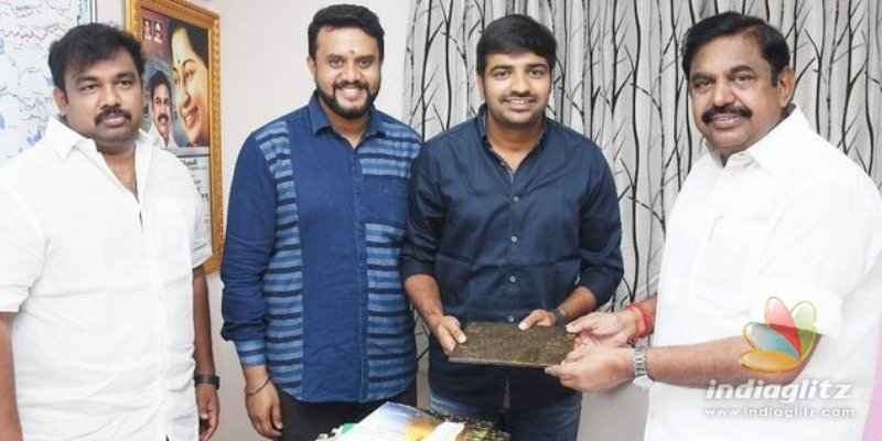 Sathish meets EPS and OPS
