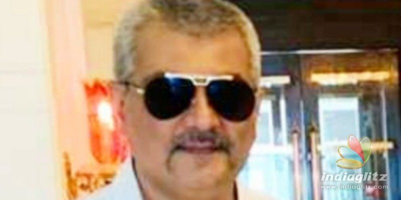 Thala Ajiths new get up is double Valimai and sets internet on fire