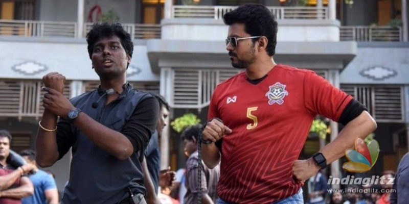 Movie copied from Thalapathy Vijay-Atlee becomes blockbuster hit