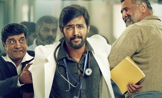 Biggboss Tamil winner Aarav in Market Raja MBBS released Nov 29