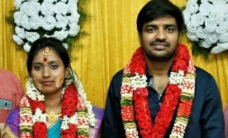 Is it a love marriage for Sathish?