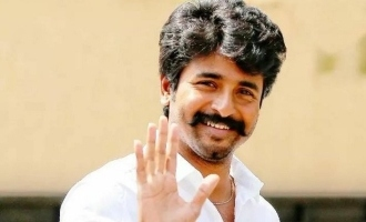Sivakarthikeyan makes an important announcement about his next