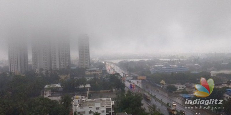 Very heavy rains expected in Chennai and TN in next thirty hours - Tamil Nadu Weatherman