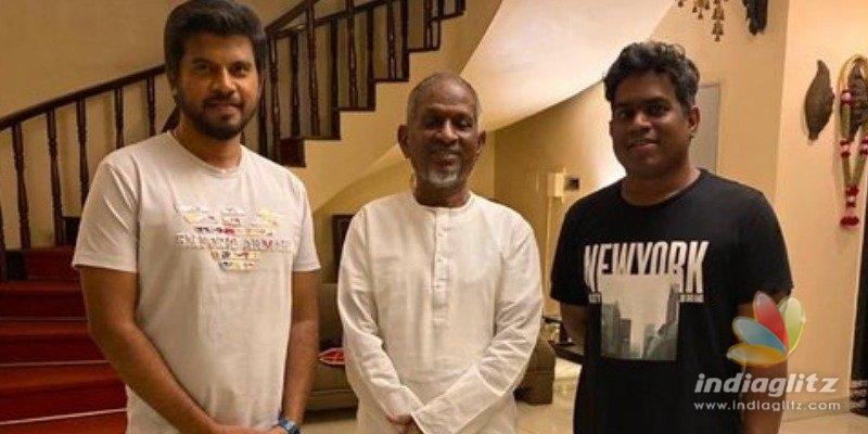 Yuvan Shankar Raja springs the biggest surprise for Sivakarthikeyan