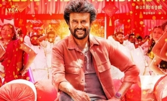 Thalaivar rocks in 'Darbar' new poster announcement of audio launch