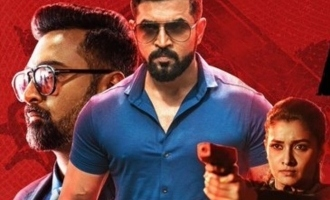 Brawn versus Brain - Arun Vijay clashes with Prasanna in 'Mafia' teaser 2