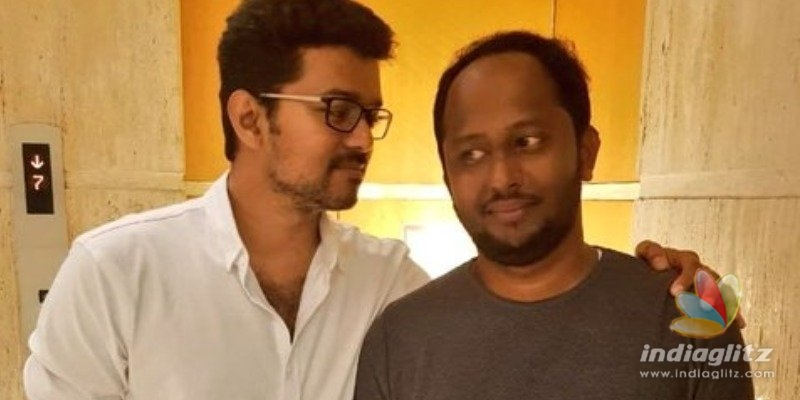 Master producer clarifies on Thalapathy 65 producer and director  news