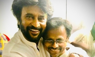 """Blessed to be a small part!"" - lovely wish from AR Murugadoss for Rajnikanth!"