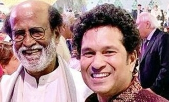 WOW! Sachin Tendulkar conveys birthday wishes to Rajini in Tamil