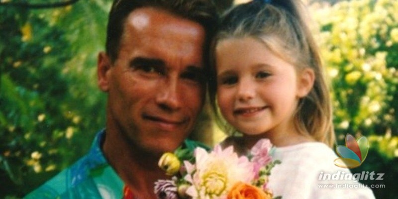 Arnold Schwarzeneggers emotional message to his daughter