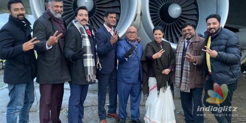 A hot update on Vishal-Mysskins Thupparivaalan 2
