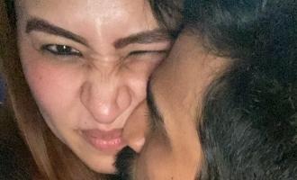 Vishnu Vishal's girlfriend shares intimate New Year video and photo