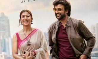 Rajini - Nayan's romantic fun video from 'Darbar' out