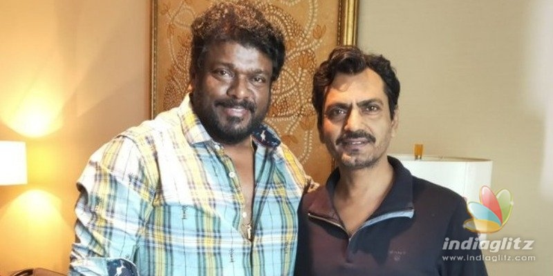 Parthiban and Nawazuddin Siddiqui join hands