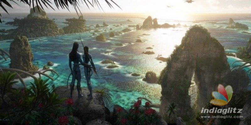 The amazing Avatar 2 first look conceptual arts pieces released