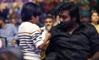 Super Deluxe Ashwanth's cute birthday wish video for Vijay Sethupathi