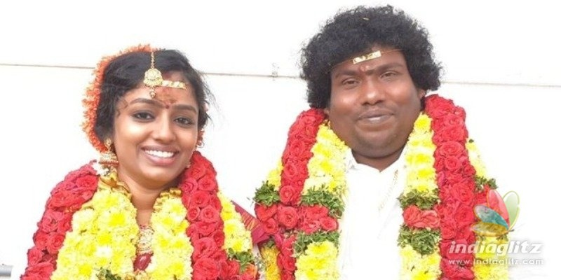 Why Yogi Babu married Manju Parkavi secretly - details
