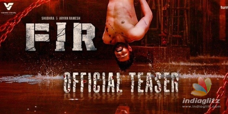 Need of the Hour - Vishnu Vishals FIR teaser review