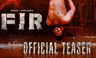 Need of the Hour - Vishnu Vishal's 'FIR' teaser review