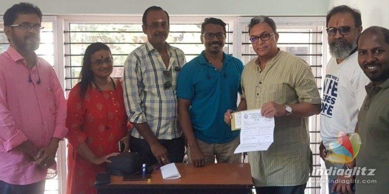 Nassar joins Chinmayis Ramarajyam