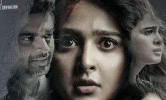 Maddy - Anushka- Anjali's spinechilling 'Silence' trailer and release date here