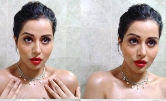 Raiza Wilson's midnight bathroom selfie pics go viral