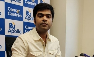 Silambarasan's kind gesture to Cancer patients on World Rose day steals hearts!