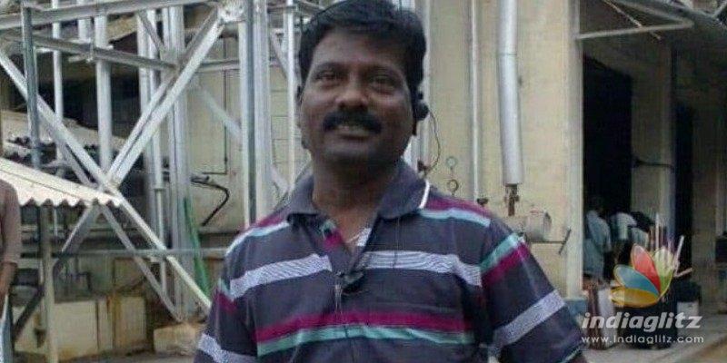 Veteran Kollywood light technician Manimaran passes away