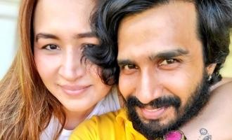 Vishnu Vishal and Jwala Gutta officially announce new beginning in their life!
