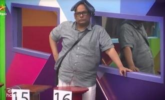 Biggboss season 3 Suresh take evicted person himself