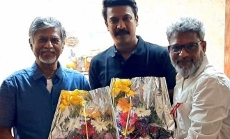 Samuthirakani joins hands with SA Chandrasekhar!